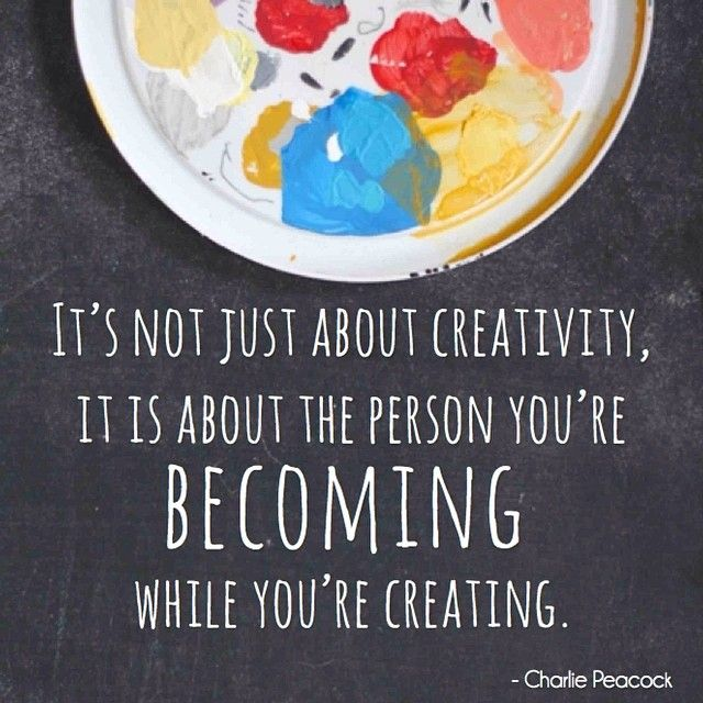 Quotes About Painting: 25+ Best Creativity Quotes On Pinterest
