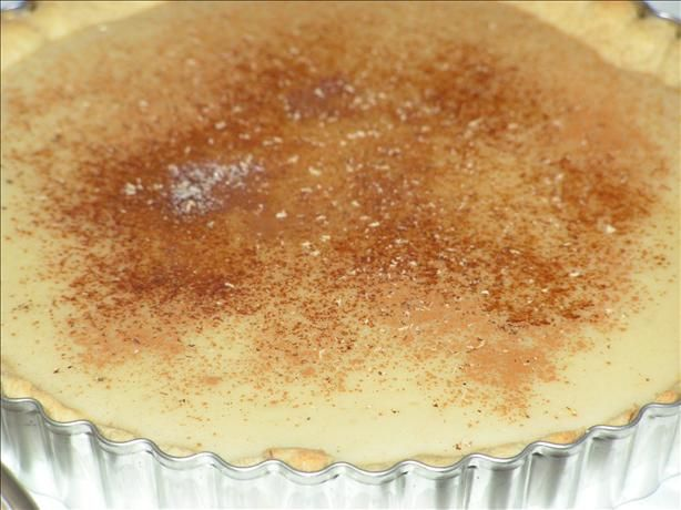 Easy South African milk tart