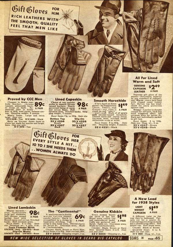 1930s men fashion pictures | 1930s Men's Fashion Advertisements