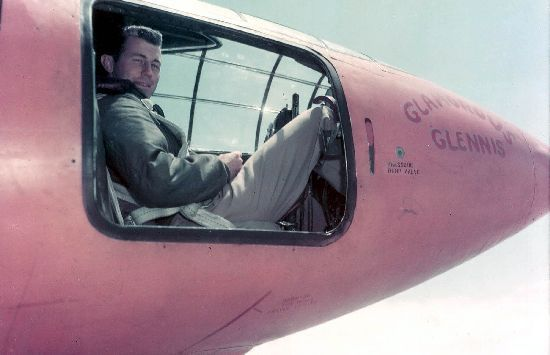 October 14, 1947: Captain Chuck Yeager of the U.S. Air Force flies a Bell X-1 rocket-powered experimental aircraft, the Glamorous Glennis, faster than the speed of sound - over the high desert of Southern California - and becomes the first pilot and the first airplane to do so in level flight.