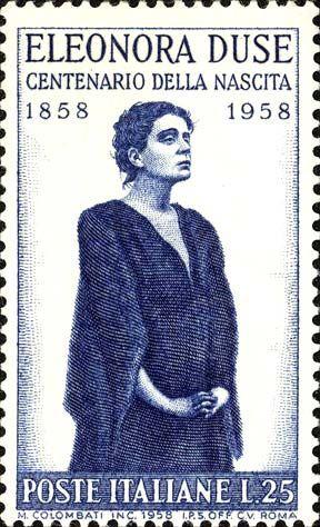 (Vigevano, 3 de octubre de 1858 - Pittsburgh, 21 de abril de 1924) fue la más célebre actriz de teatro italiana de finales del siglo XIX y principios del siglo XX. Alcanzó gran fama por interpretar los papeles del escritor noruego Henrik Ibsen además de los clásicos.