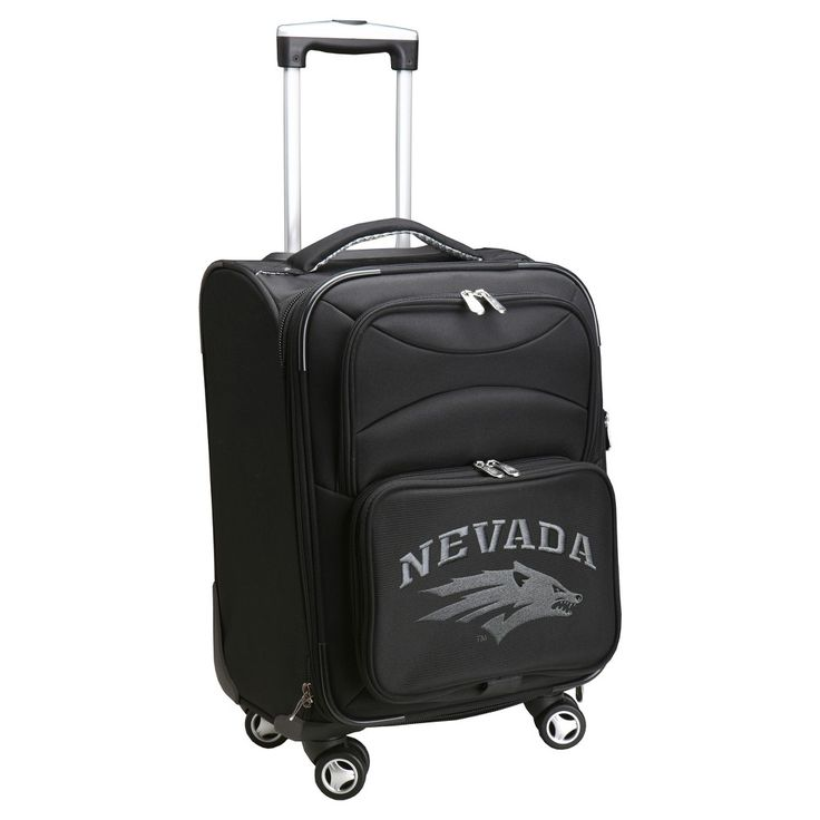 NCAA Nevada Wolf Pack Carry-On Spinner