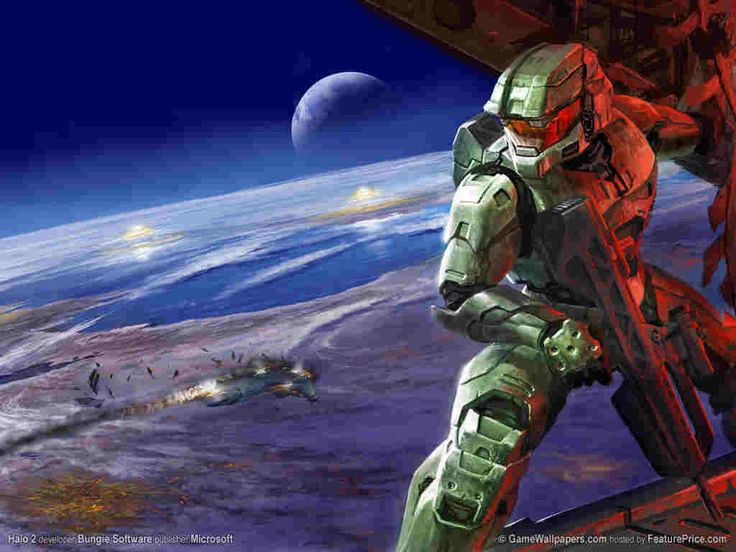 halo free hd widescreen