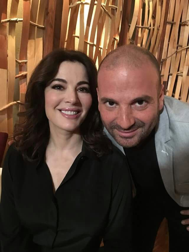 Fb Nigella on Masterchef Australia