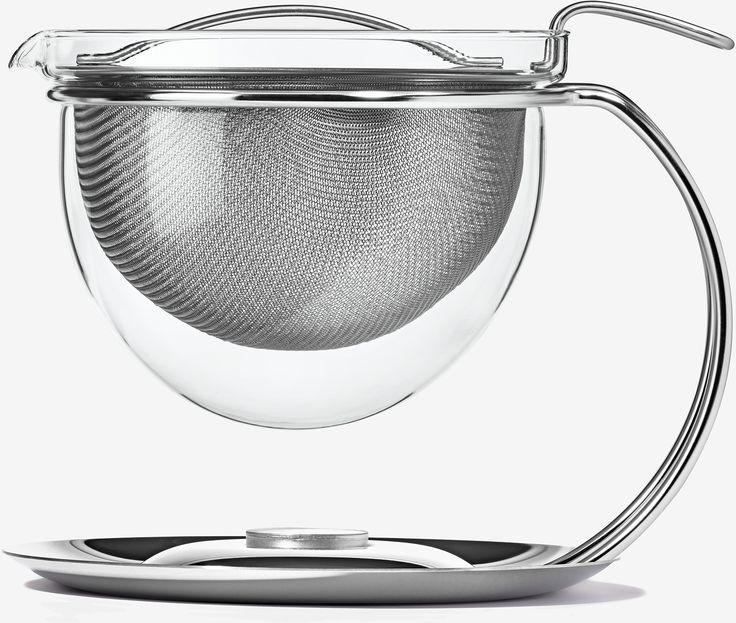 Tea pot mono-filio by Tassilo von Grolman (1990) for mono