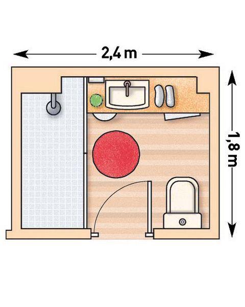Маленькая ванная - проблема не только маленьких квартир, но и, увы, вполне просторных. Если это - ваш случай, вполне возможно, вы еще не нашли оптимального варианта расположения сантехники, а это значит: наше новое руководство по планировке небольшой ванной будет весьма кстати. Когда это может пригодиться: у вас единственная ванная и она имеет площадь от 2 до 5 кв.м; сейчас в квартире имеется раздельный санузел (ванная и туалет), но вы решили их объединить (и в итоге снова получится площадь…