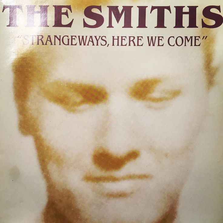 The Smiths - Strangeways, Here We Come. 1987 Canadian pressing.