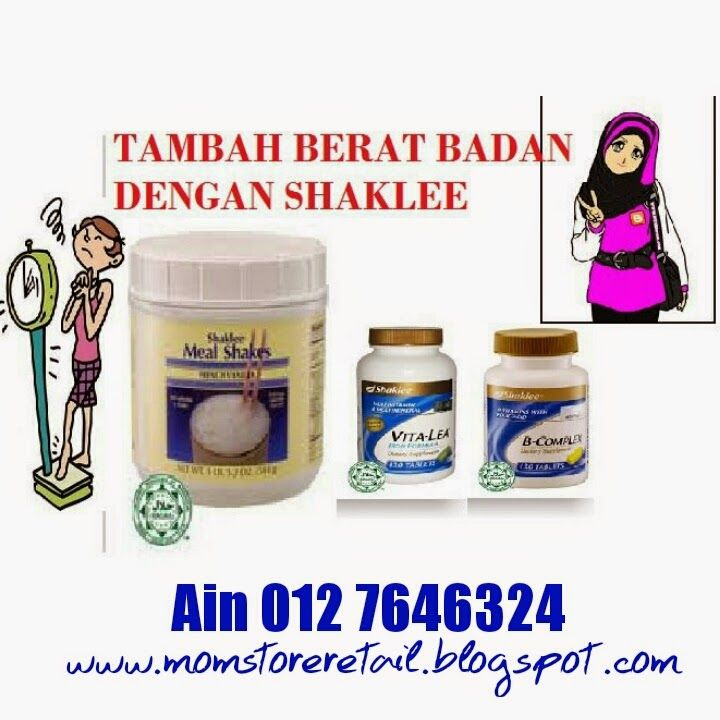 MOM STORE RETAIL: Set Tambah Berat Badan