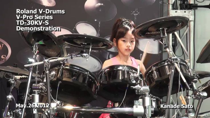Nothin you can do about it / Airplay (cover) V-Drums TD-30KV-S