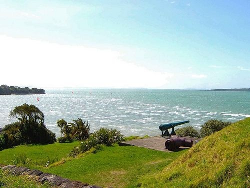 North Head, Devonport, Auckland, New Zealand
