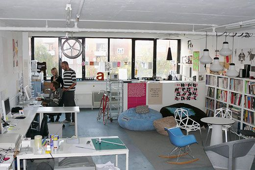 17 Best images about Design Studio/Ad Agency Interiors on ...