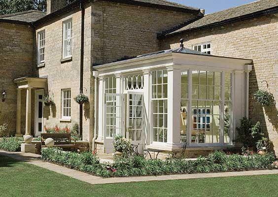 Period conservatories edwardian georgian victorian for Victorian sunroom