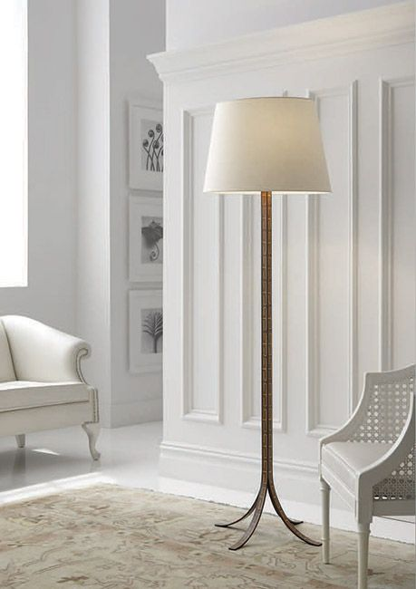 City lights detroit michigan design center visual comfort makis two light floor lamp
