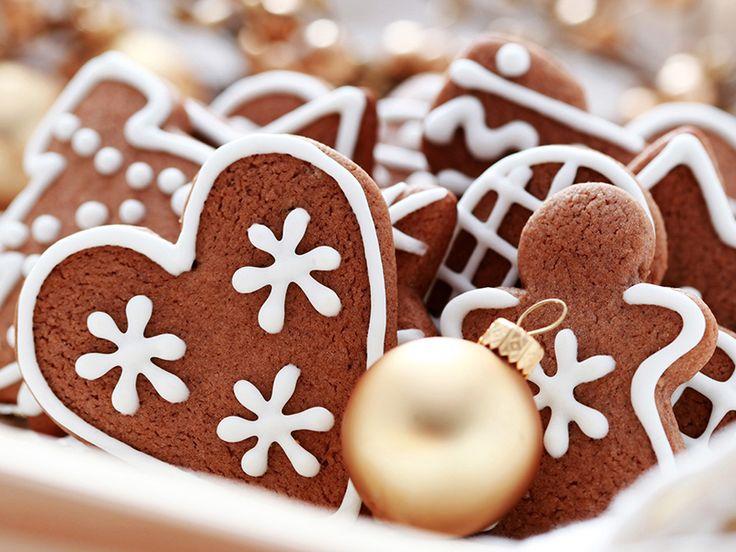 Avusturya –Lebkuchen; Yılbaşı sofralarının olmazsa olmazı kurabiyeleridir.