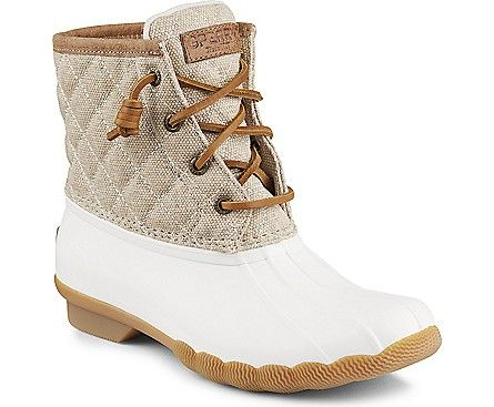 Sperry Top-Sider Women's Saltwater Duck Boot
