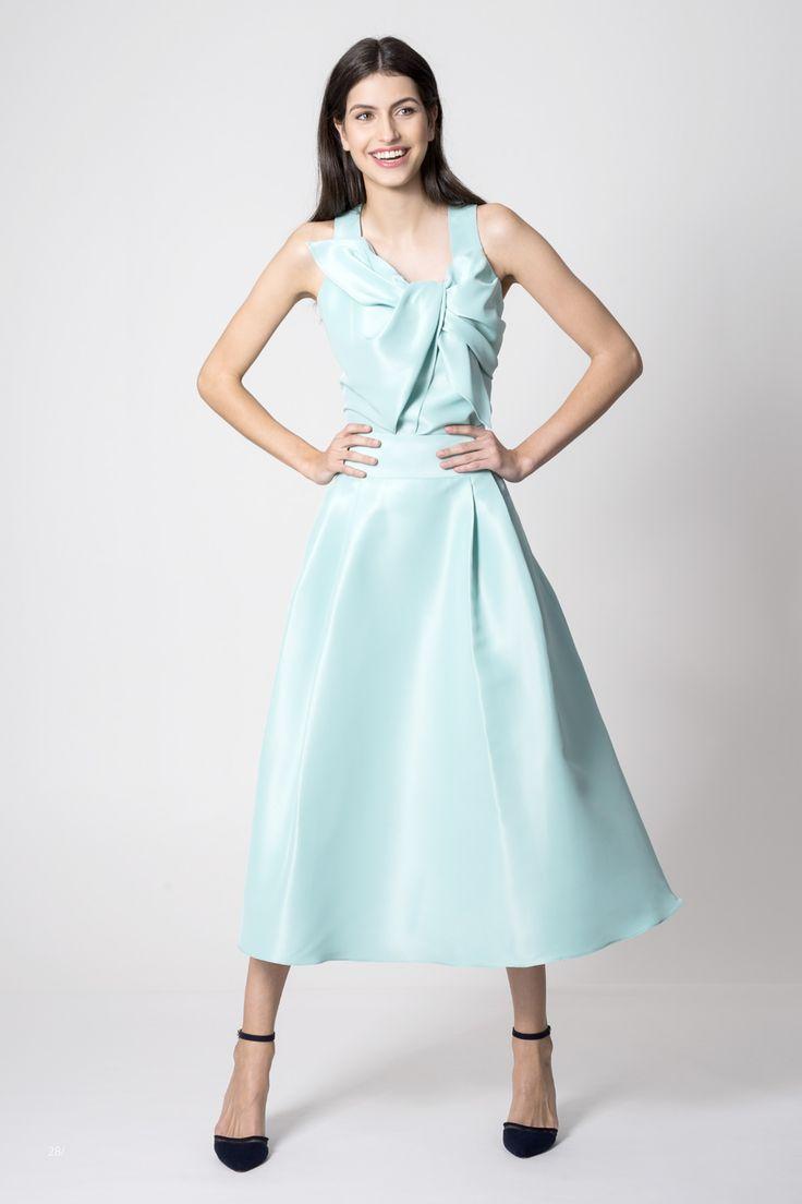 Faldas para bodas en colores vivos: Falda Toscana