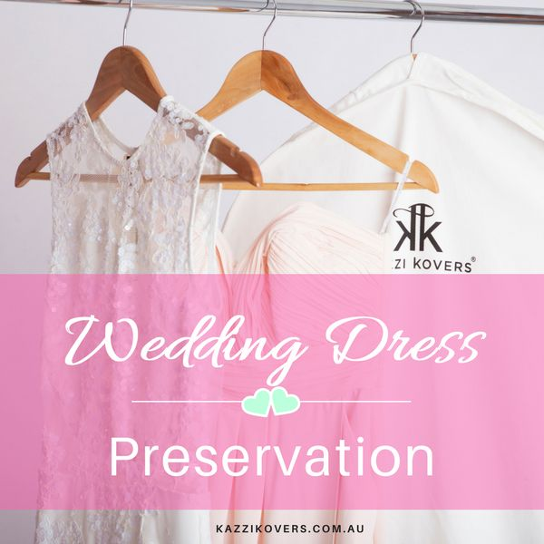 Your dress was a show-stopper on your BIG day! Now learn how to preserve your wedding gown with these easy tips.