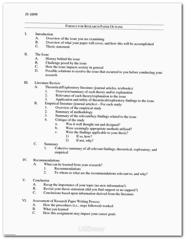 apa format for essay sample