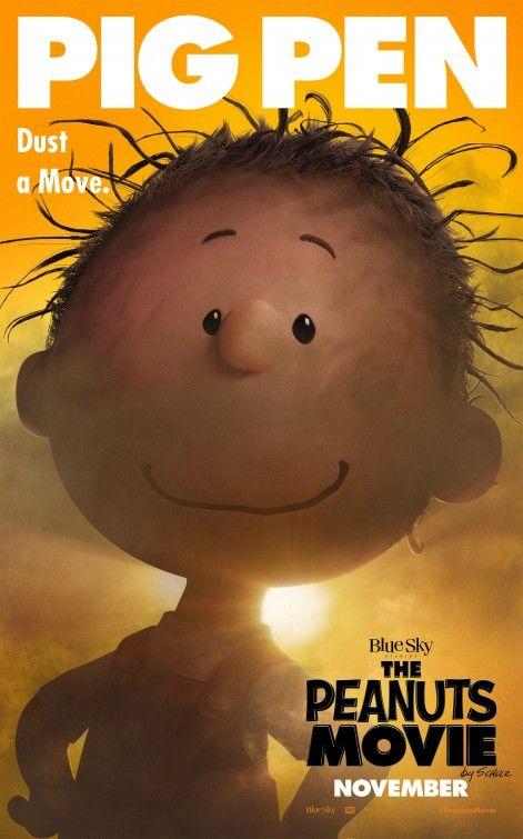 Snoopy and Charlie Brown: The Peanuts Movie (2015)