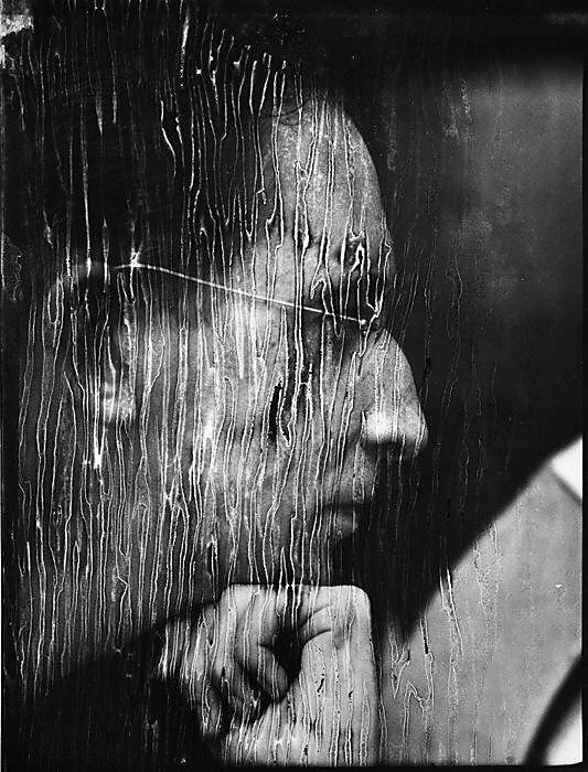 Dwight MacDonald (Right Profile), 1934-41 by Walker Evans