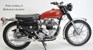 1959 AJS Model 20, Matchless G9, Matchless Motorcycles, AJS Motorcycles