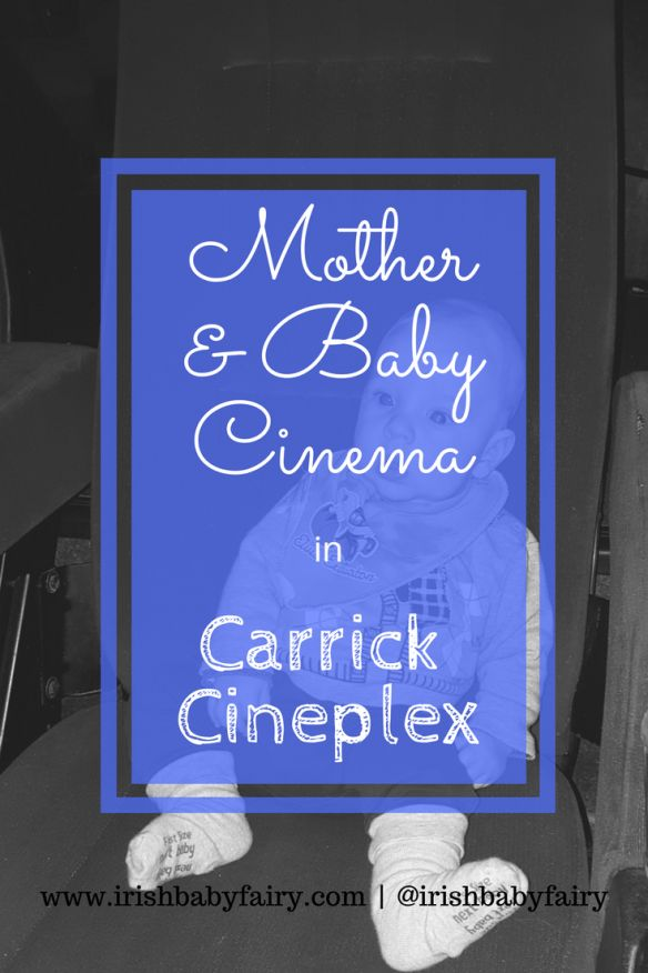 Cinema date with a difference - the absolute joy of bringing your baby to the cinema! #babycinema #motherandbaby