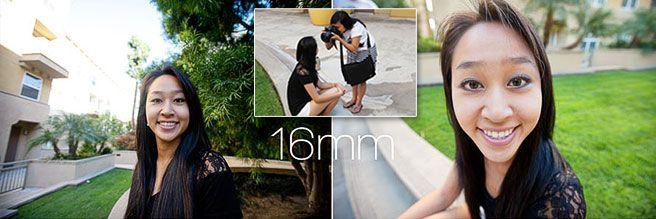 Уроки фотографии. Фокусное расстояние объектива и глубина резкости. Первое правило ГРИП. Угол зрения объектива.