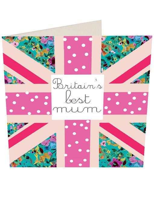 Britain's best Mum! By Caroline Gardner.