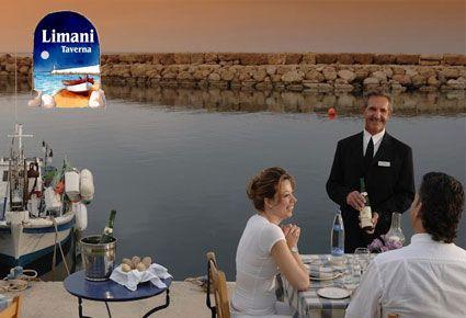 €20 από €40 (Έκπτωση 50%) για Δείπνο με Ελεύθερη Επιλογή Φαγητoύ από το Μενού του Limani Taverna, στην Πάφο! Φρέσκο Ψάρι, Kρέας, Πιάτα για Χορτοφάγους και Παιδικό Μενού σε Ένα Εντυπωσιακό Περιβάλλον Δίπλα στη Θάλασσα!