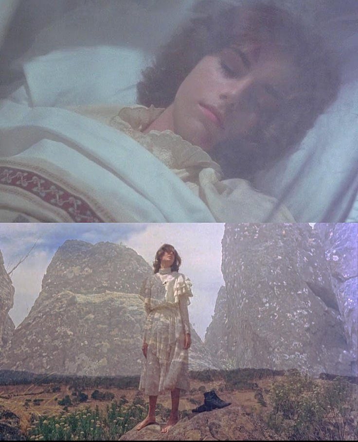 picnic at hanging rock thesis A dream within a dream is a poem written by edgar allan poe, first published in 1849 the poem is 24 lines, divided into two stanzas  analysis the poem dramatizes a confusion in watching the important things in life slip away.