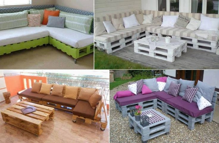 pallet lounges