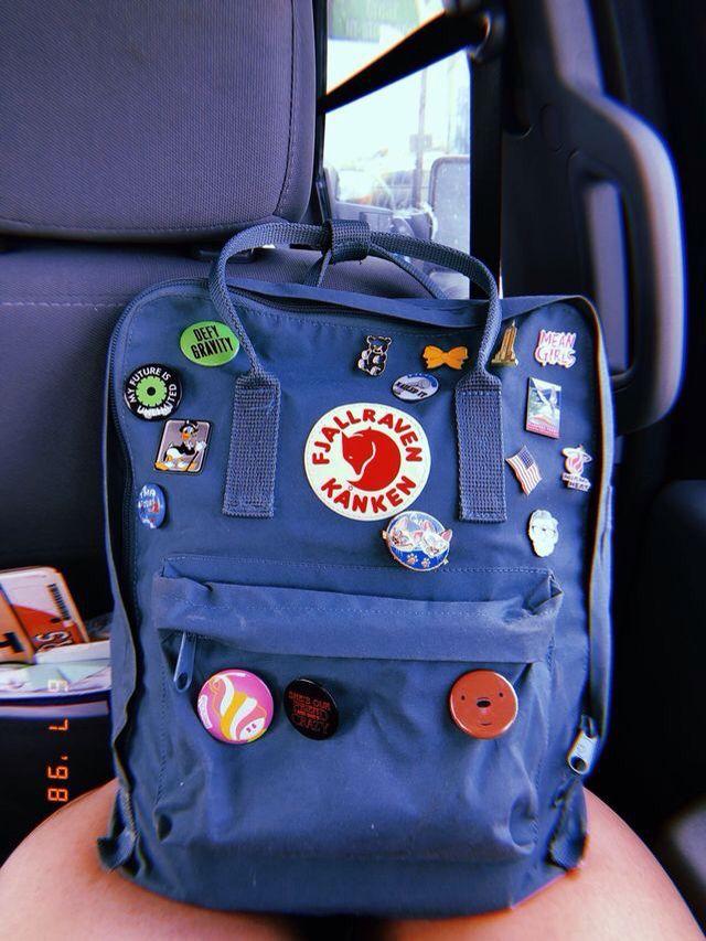 merelschoe   Fjallraven kanken, Kanken backpack, Bags