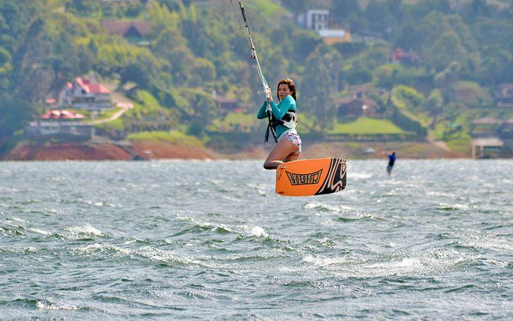 Kite Girls - Cali Extremo via @#