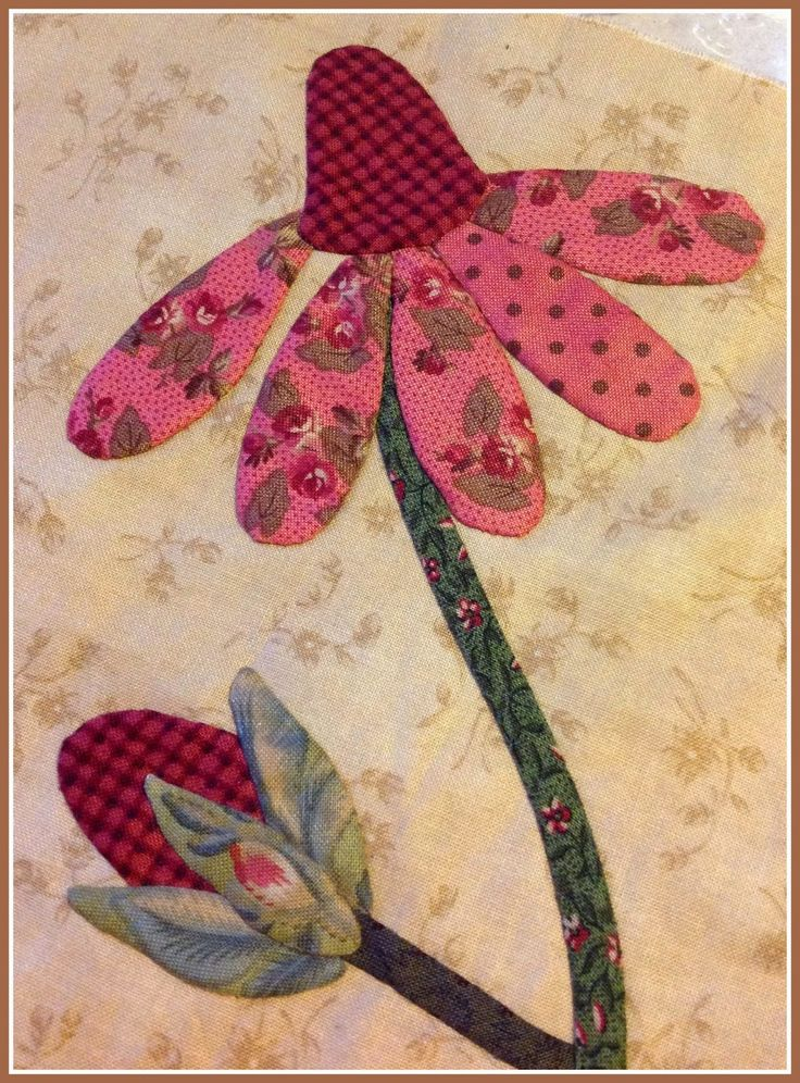 Karen's Quilts, Crows and Cardinals: Quilting the Garden
