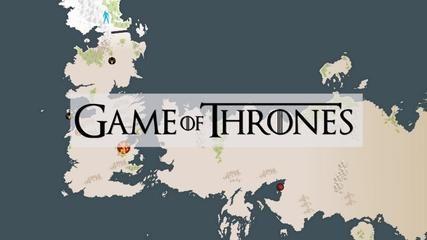 Le résumé de «Game of Thrones» en quatre minutes