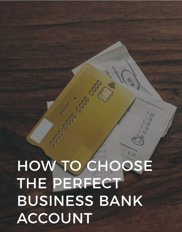 It's not easy to choose the perfect business bank account for you. Check out these pointers! #Relate #MyRelatE
