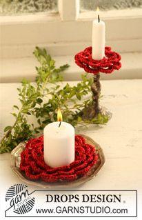 Rozet voor kaarsen