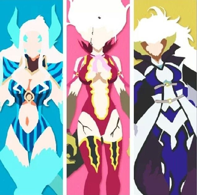 145 best images about Mirajane Strauss on Pinterest