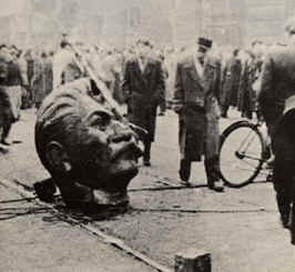The Hungarian Uprising of 1956 Hungary in 1956 seemed to sum up all that the Cold War stood for. The people of Hungary and the rest ofEastern Europe were ruled over with a rod of iron by Communist Russia and anybody who challenged the rule of Stalin and Russia paid the price. The death of …