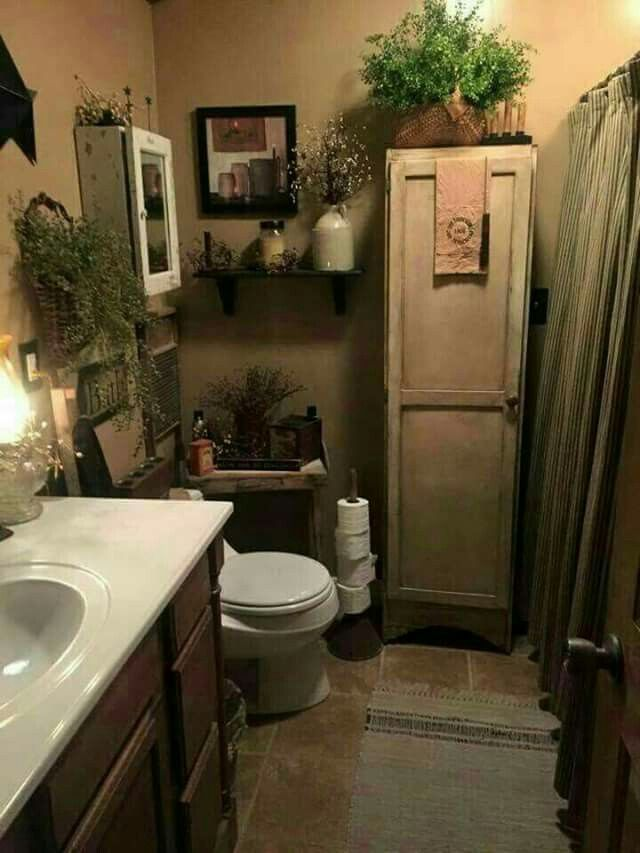 primitive bathroom ideas 280 best primitive colonial bathrooms images on pinterest primitive bathrooms retro bathrooms 7994