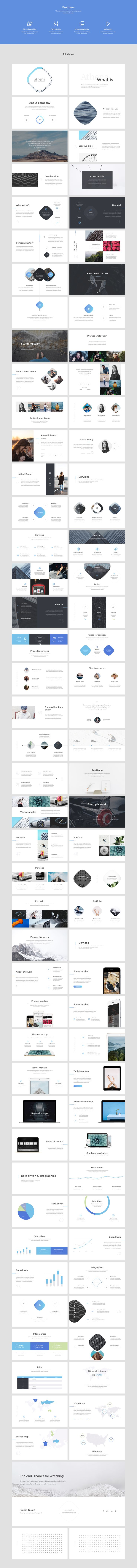 Athena is a multipurpose keynote template. When creating this presentation, I focused on ease of use for the bought this presentation. You can easily make any adjustments, changing from color to insert the images you want. I hope you like this work. Thank…