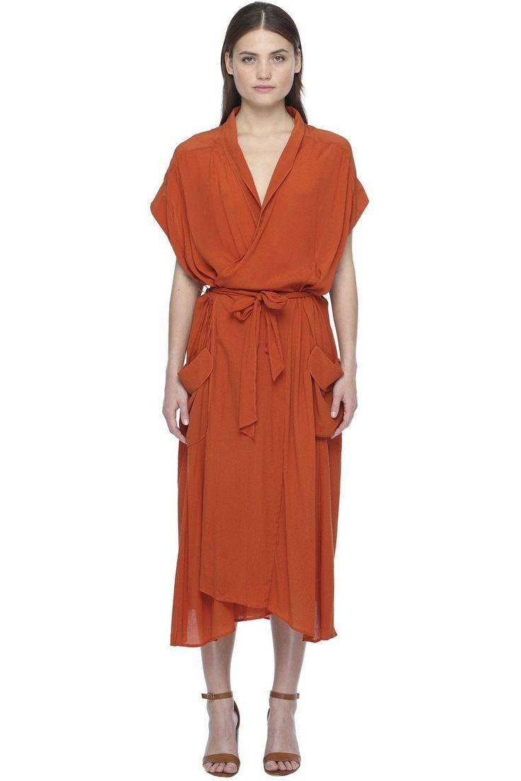 Magali Pascal - Lexa Wrap Dress