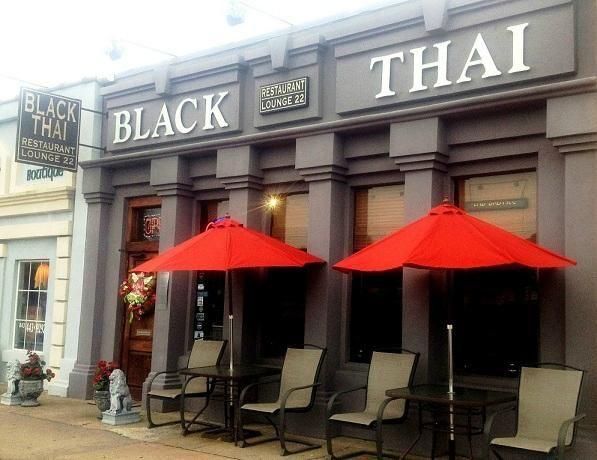 Black Thai Myrtle Beach Gluten Free
