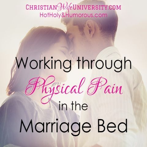 Physical intimacy and christian dating