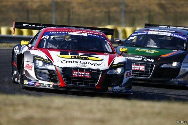 Cars - GT Tour : le Sébastien Loeb Racing Team prend la tête du championnat à Nogaro ! - http://lesvoitures.fr/gt-tour-nogaro-2014/