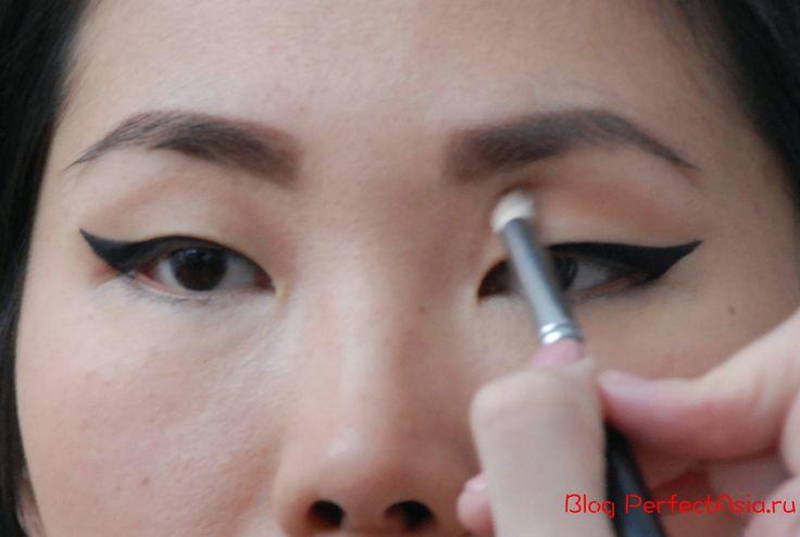 азиатский макияж