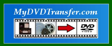 Transfer #VHS to DVD, #miniDVD to DVD, #VHS-C to DVD, Super 8 Film to DVD, 8mm Film to DVD, 16mm Film to DVD, Hi8mm to DVD, 8mm Video Tapes to DVD, Home Video Transfer to DVD with MyDVDtransfer.com.