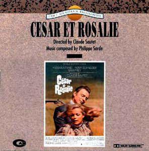 César et Rosalie - Philippe Sarde