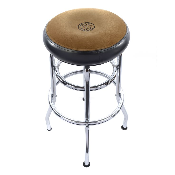 "Roc N Soc Tower Drum Throne w/ Round Seat (Tan) 29"""