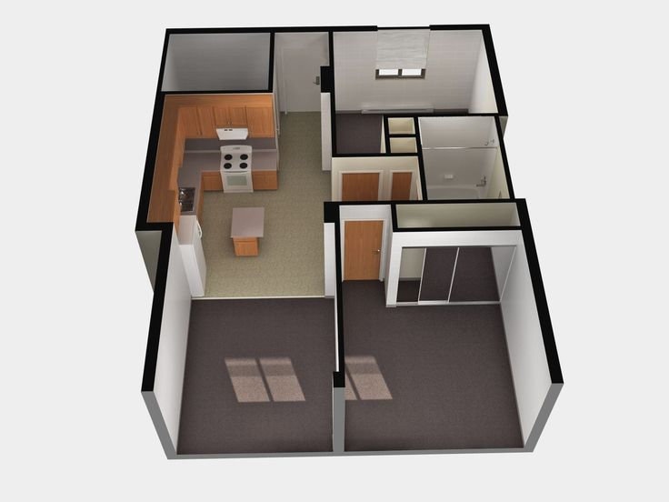 Best Shed Images On Pinterest Goat Pen Floor Plans And Goat Barn - Two bedrooms house plans designs